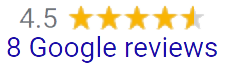 Cristiano Law Google Reviews ratings graphic