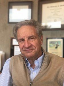 Attorney, Frank Cristiano portrait